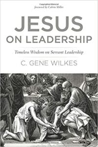 Jesus On Leadership Cover