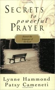 Secrets Powerful Prayer Cover